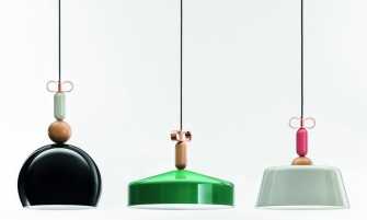 The newest Cristina Celestino pendant lamps' line feat21 335x201