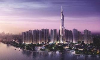 Vietman's Tallest Building by Atkins atkins starts building the tallest building in vietnam1 335x201