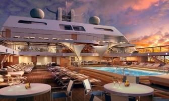 LUXURY DESIGN IN SEABOURN'S NEW SHIP DDN1 335x201