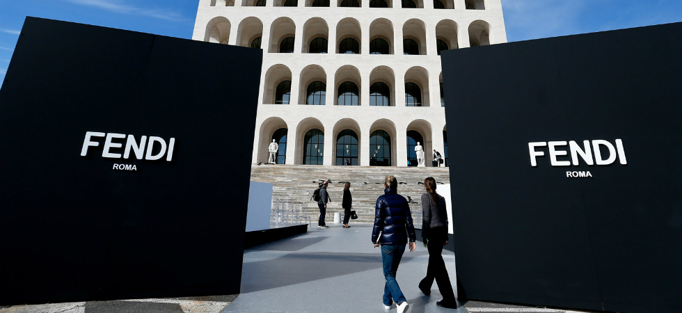 Fendi Has New Headquarters in Rome  Fendi Has New Headquarters in Rome Fendi Has New Headquarters in Rome