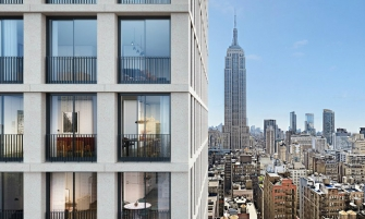 First New York residential tower by David Chipperfield opens in 2017  First New York residential tower by David Chipperfield opens in 2017 feat12 335x201