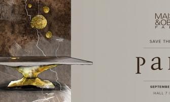 Maison et Objet Boca do Lobo Reveals New Dining Table at Maison et Objet MAISO OBJET 1 335x201
