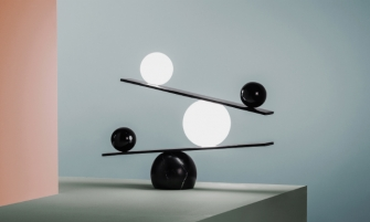 trends Design Forecast: 5 Trends to Expect this Year 4 Balance lamp by Victor Castanera for Oblure 335x201