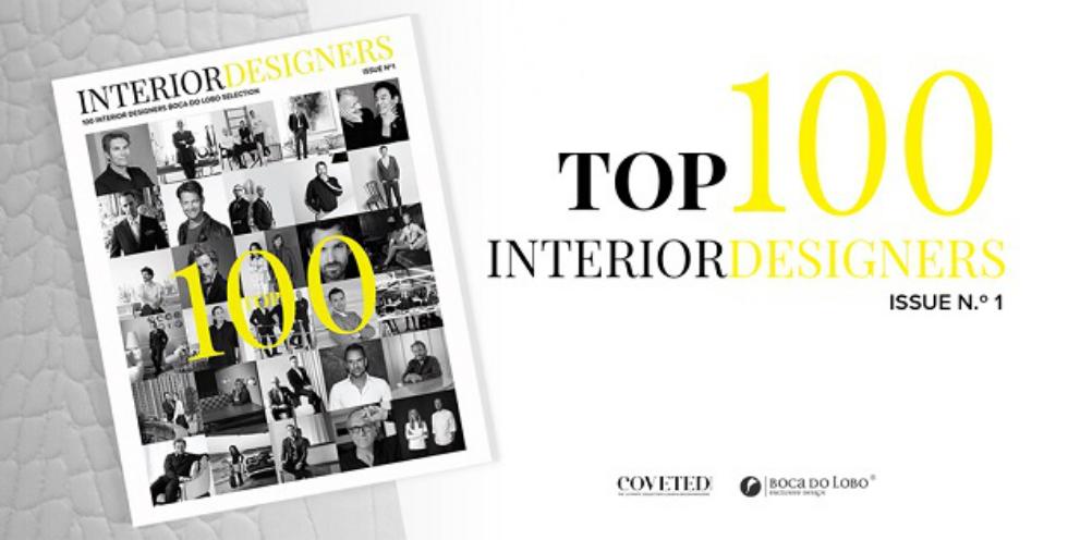 interior designers 25 Interior Designers by Boca do Lobo and COVETED Magazine 80 3
