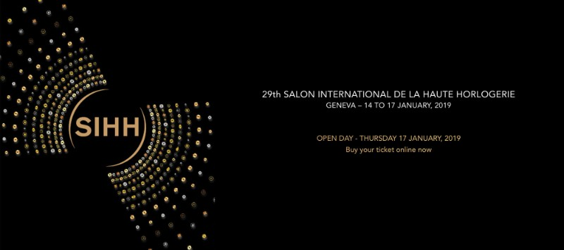 SIHH 2019 - Quality, Craftsmanship, and Excellence in Genève sihh 2019 SIHH 2019 – Quality, Craftsmanship, and Excellence in Genève SIHH 2019 Quality Craftsmanship and Excellence in Gen  ve 1 1