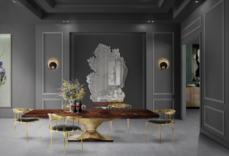 """""""This is Not A Gallery"""" Boca do Lobo's Concept for Maison et Objet'19  maison et objet """"This is Not A Gallery"""" Boca do Lobo's Concept for Maison et Objet'19 metamorphosis dining hr 01"""