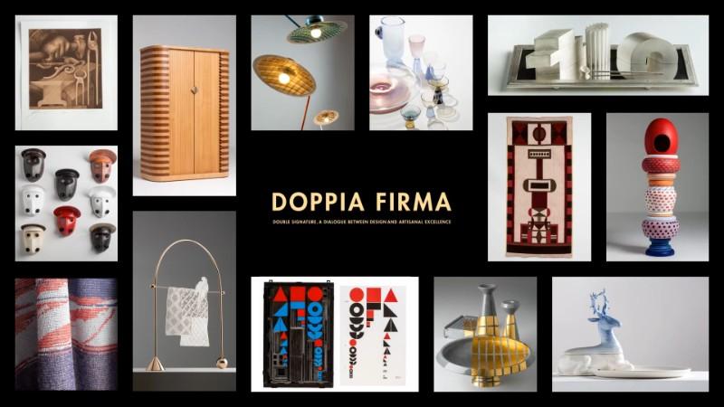 Milan Design Week 2019 - Craftsmanship Masterpieces in Doppia Firma FT milan design week Milan Design Week 2019 – Craftsmanship Masterpieces in Doppia Firma Doppia Firma 2018 04225 1