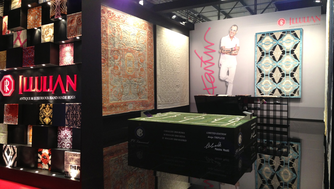 milan design week Milan Design Week 2019: Illulian Showroom Featuring Boca do Lobo ft