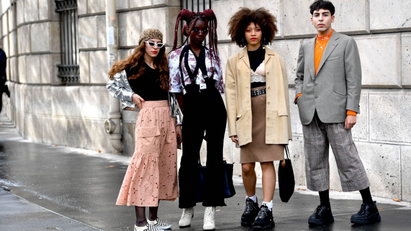new york fashion week New York Fashion Week Brightens Your February street style winter 1
